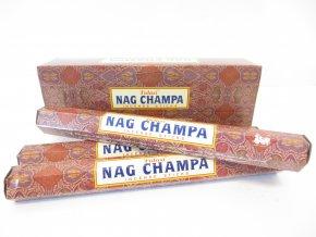 TULASI Vonné tyčinky NAG CHAMPA, 15 g