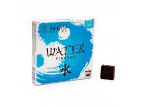 Aromafume Vonné cihličky Feng Shui Water Voda, 9 ks
