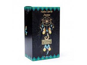 Goloka Vonné tyčinky Native spirits Dreamcatcher vetiver Lapač snů, 15 g