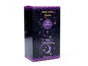 Goloka Vonné tyčinky Native spirits Moon Jasmine, 15 g