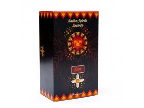Goloka Vonné tyčinky Native spirits Sun Slunce Hojnost Ylang Ylang, 15 g