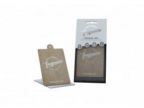 Designer Fragrances Osvěžovač vzduchu 2D Vintage Papírová visačka, 1 ks