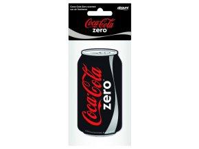 Airpure Osvěžovač vzduchu 2D Coca Cola® Zero Can Papírová visačka, 1 ks