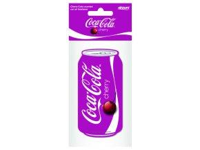Airpure Osvěžovač vzduchu 2D Coca Cola® Cherry Can Papírová visačka, 1 ks