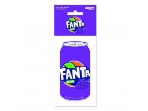 Airpure Osvěžovač vzduchu 2D Fanta Grape Can Papírová visačka, 1 ks