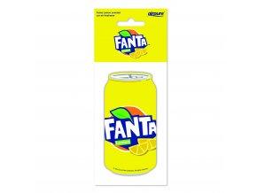Airpure Osvěžovač vzduchu 2D Fanta Lemon Can Papírová visačka, 1 ks