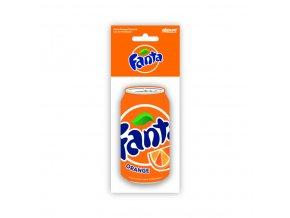 Airpure Osvěžovač vzduchu 2D Fanta Orange Can Papírová visačka, 1 ks
