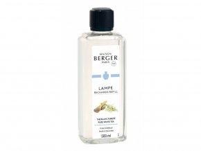 Maison Berger Paris Pure White Tea (Čistý bílý čaj) Náplň do katalytické lampy, 500 ml
