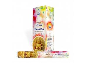 Darshan Vonné tyčinky Lord Buddha Hexa, 20 ks