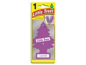 Little Trees Vonný stromeček Lavender (Levandule), 1ks
