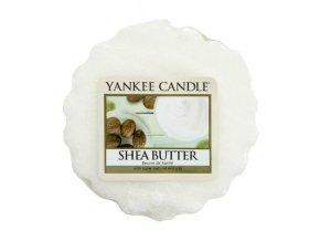 Yankee Candle Vonný vosk Bambucké máslo (Shea Butter), 22 g