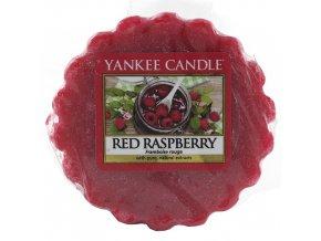 Yankee Candle Vonný vosk Červená malina (Red Raspberry), 22 g