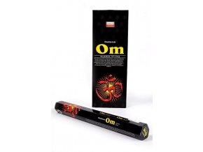 Darshan Vonné tyčinky Om Hexa, 20 ks