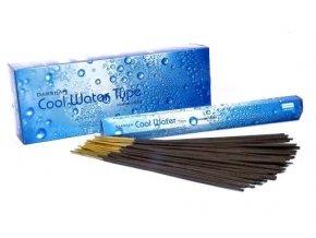 Darshan Vonné tyčinky Cool Water Hexa, 20 ks