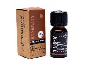 Aromafume Essential Oil Natural Cinnamon bark Skořicová kůra, 10 ml