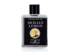 Vonný esenciální olej SICILIAN LEMON (sicilský citron), 12 ml