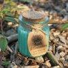 Sojová vonná svíčka Jabloko a skořice, 60 g 4