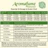 Aromafume Natural Essential Oil 3