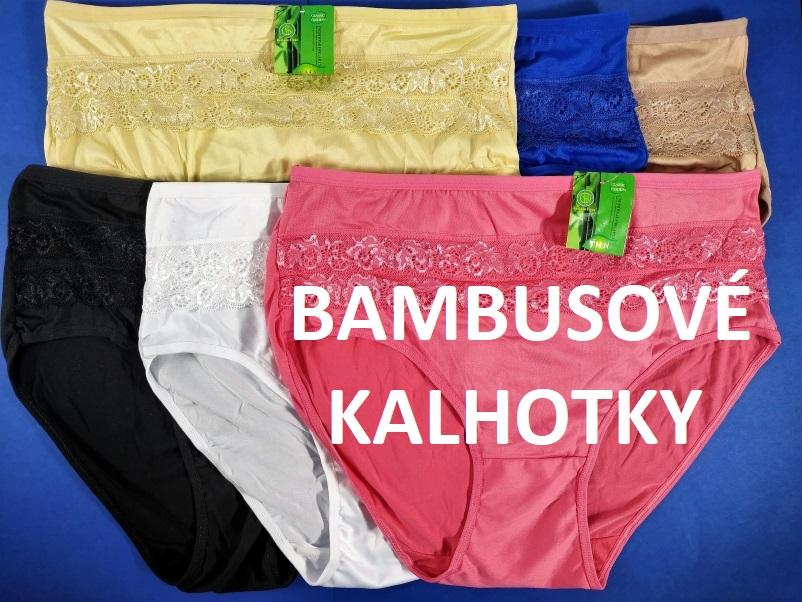 bambusové kalhotky