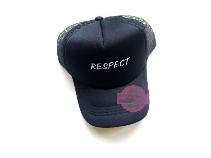 kšiltovka Respect