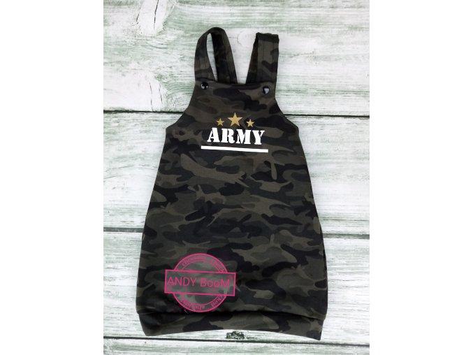 Laclova šatovka army
