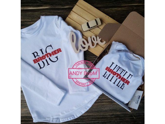 tričko Big brother