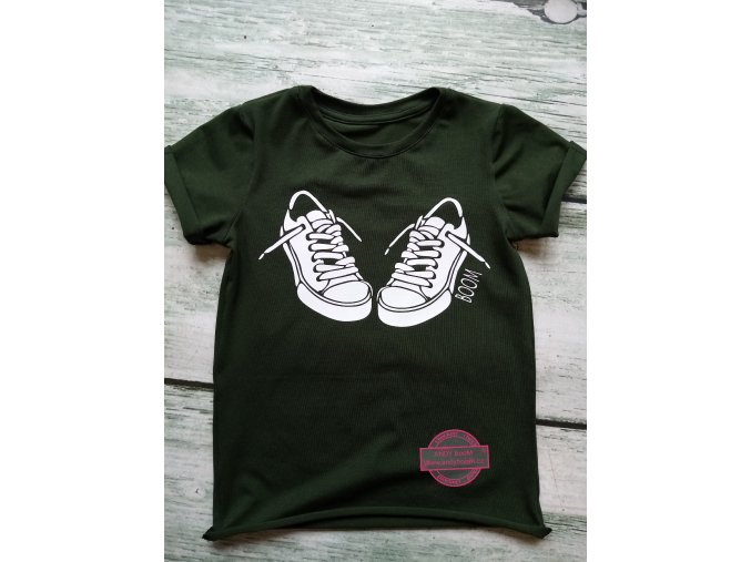 tričko tenisky