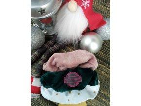 Sada gumička do vlasů - Vánoce