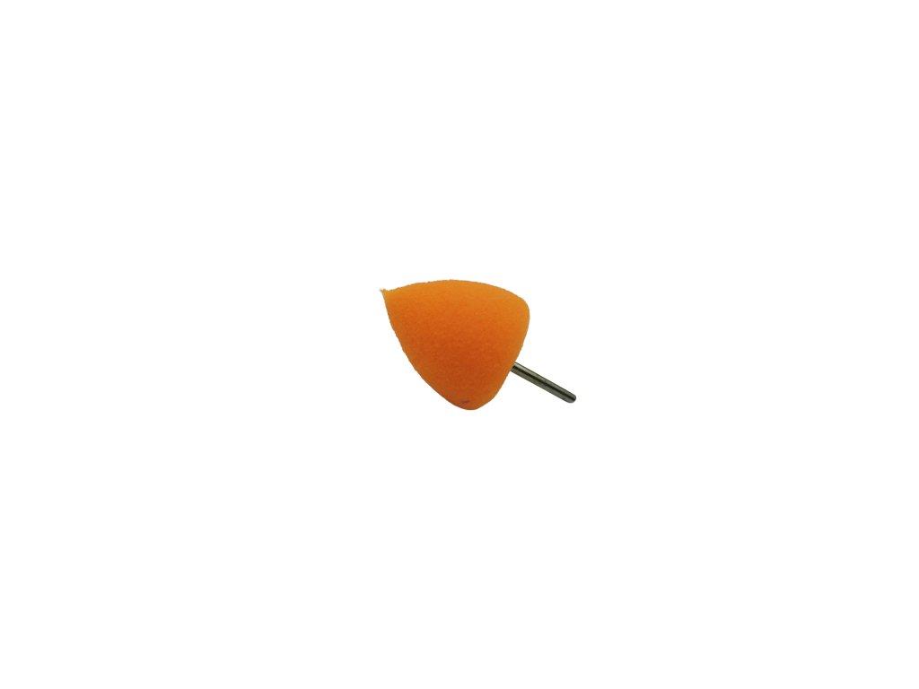 Leštiaci kužel - oranžový