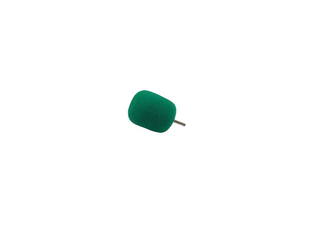 Leštiaci valec - zelený
