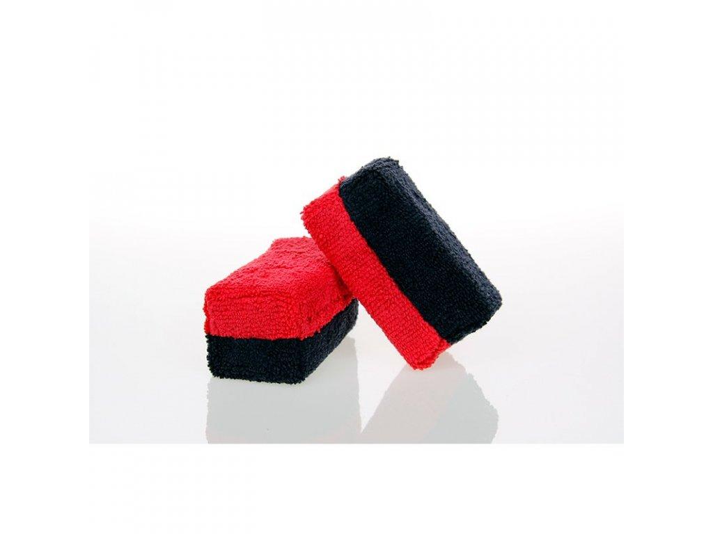 showcarshine microfiber effective applicator mini 45cmx8cm aplikator ktory szanuje twoje produkty
