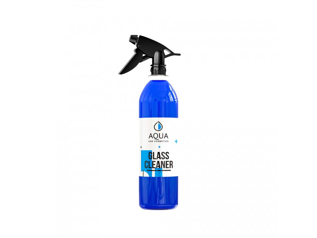 aqua glass cleaner