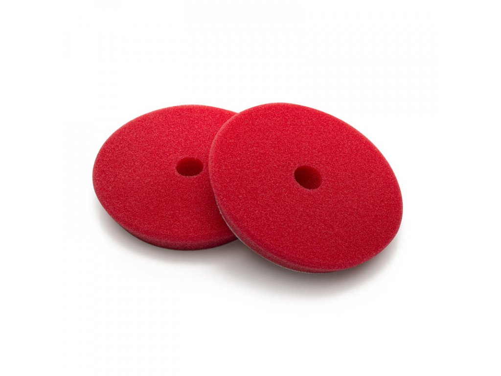 Ewocar Red medium - stredný leštiaci pad 125/150mm