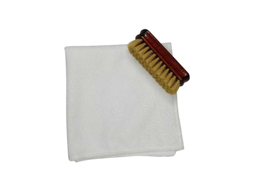279 1 mikrovlakno na cistenie koze 40x40 biele