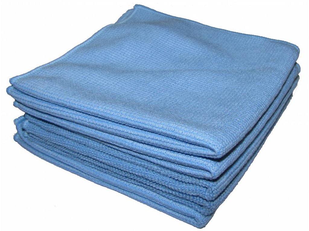 microfiber cloth tricot luxe white 40 x 40 cm