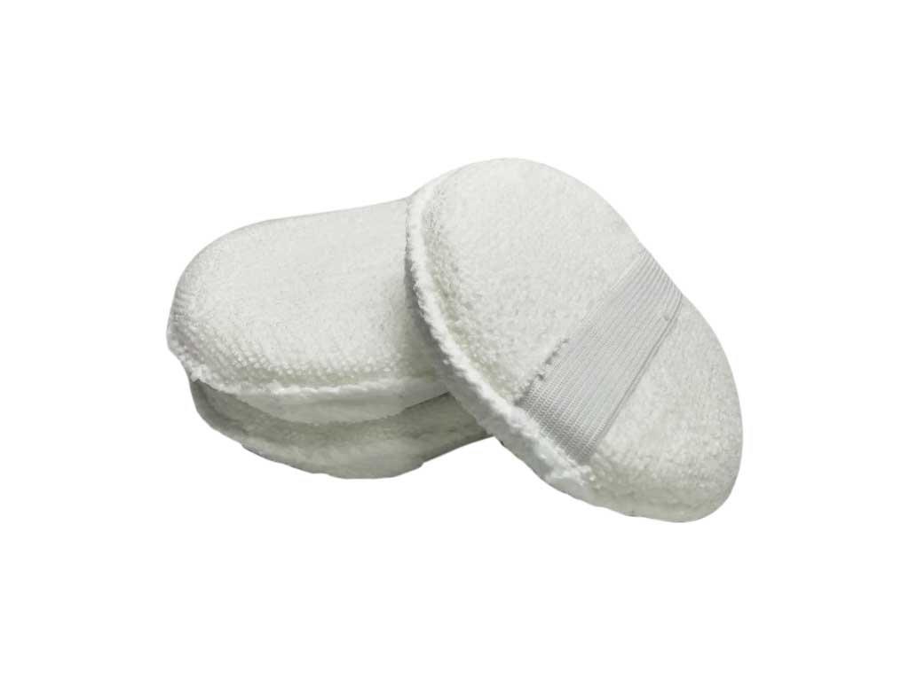 306 1 mikrovlaknovy aplikator 3ks biely