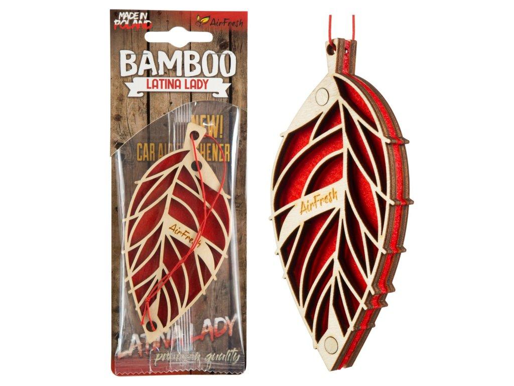 60001003 vune do auta bamboo latina lady airfresh