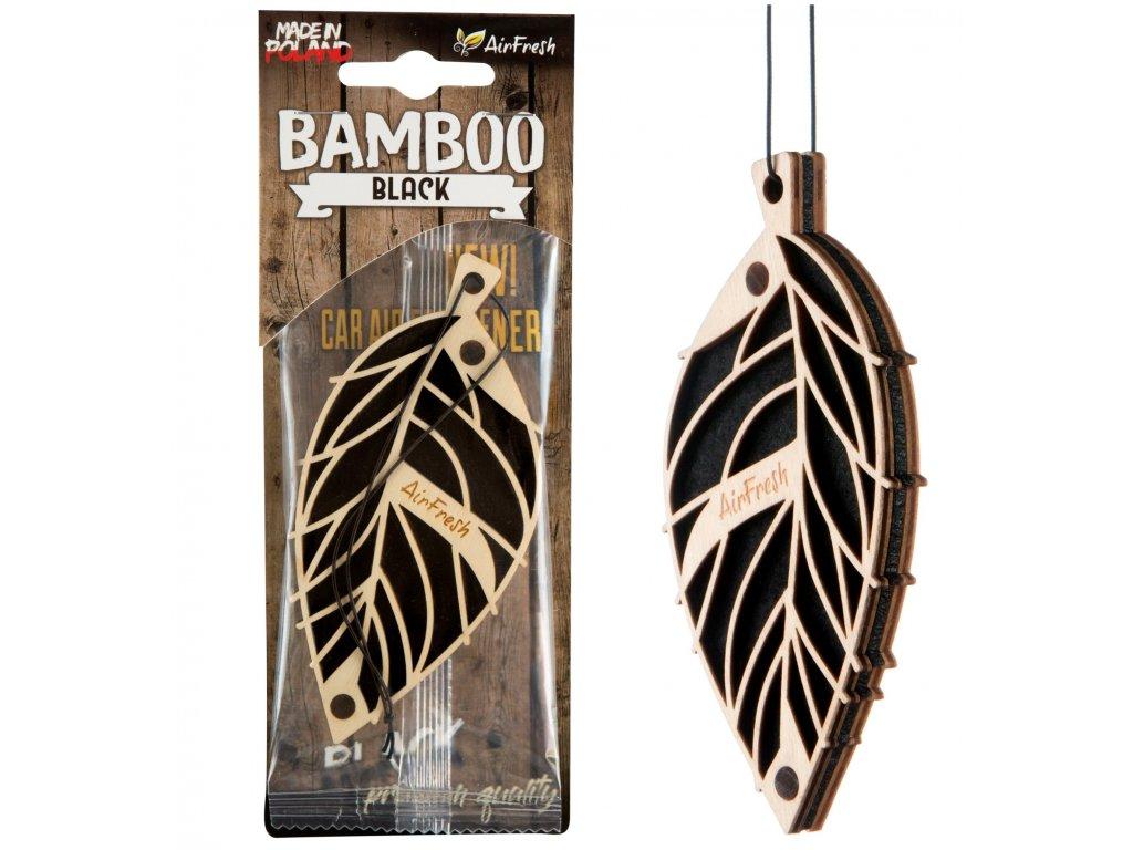 60001009 vune do auta bamboo black airfresh