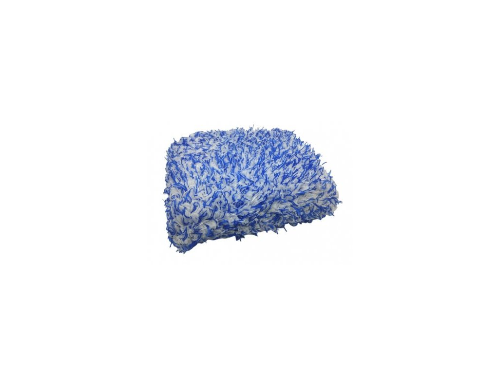 780 mikrovlaknova spongia modra