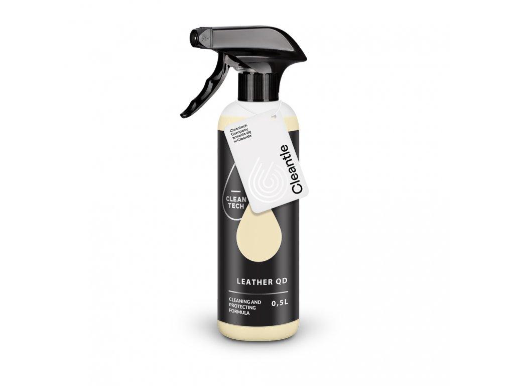cleantech leather qd 500ml
