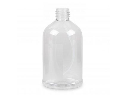 500ml prázdna fľaša s  Canyon rozprašovačom