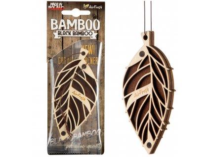 60001010 vune do auta bamboo black bamboo airfresh