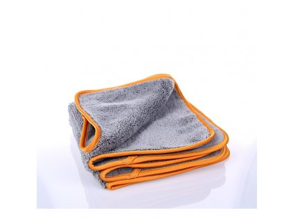 showcarshine microfiber grey orange silk 385gsm (1)