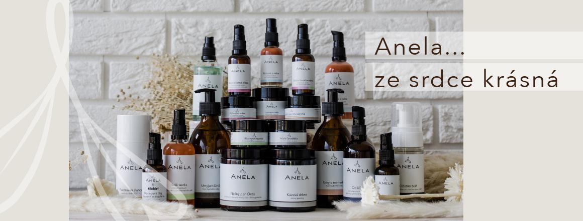 Portfolio výrobků Anela