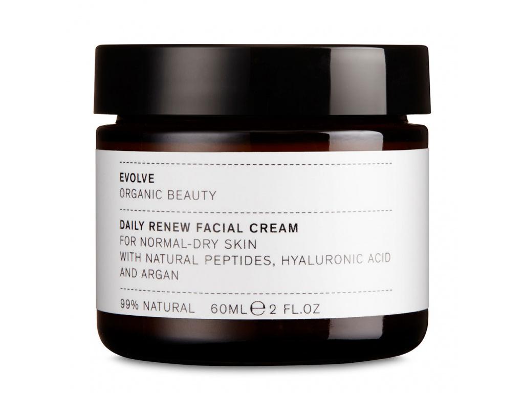 evolve daily renew facial cream denny obnovujuci krem 60 ml