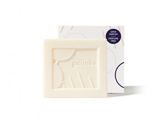 Gallnee Cleansing Bar Perfume Free Tuhy Cleanser Bez Vone