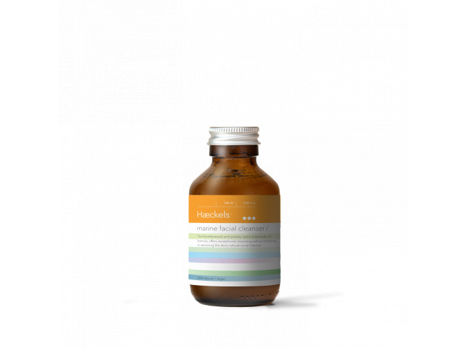 haeckels marine facial cleanser pletovy cleanser