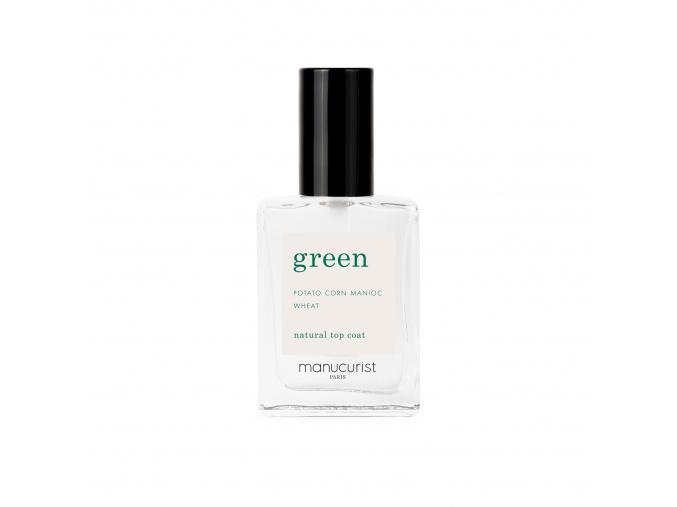 manucurist green top coat vrchna vrstva na nechty