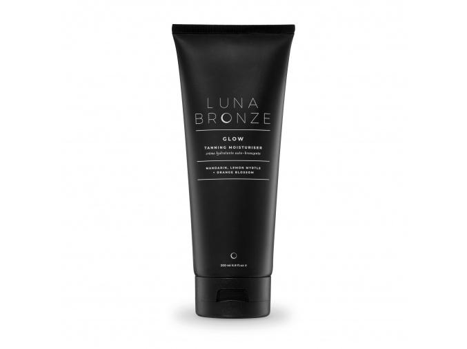 luna bronze glow gradual tanning moisturizer samoopalovacie telove mlieko
