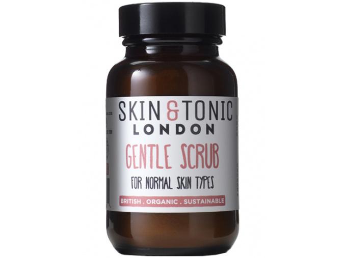 skin tonic gentle scrub jemny peeling